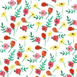 Bloemen patroon copy kopie