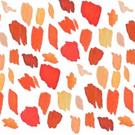 Patroon rood