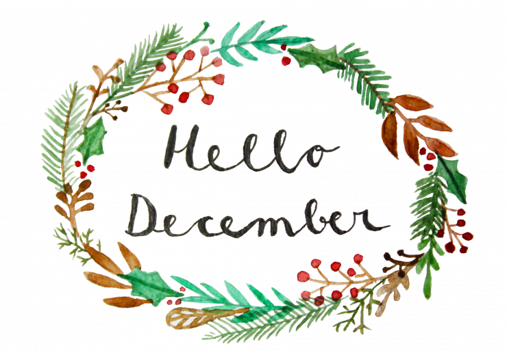 Oh Hello December!