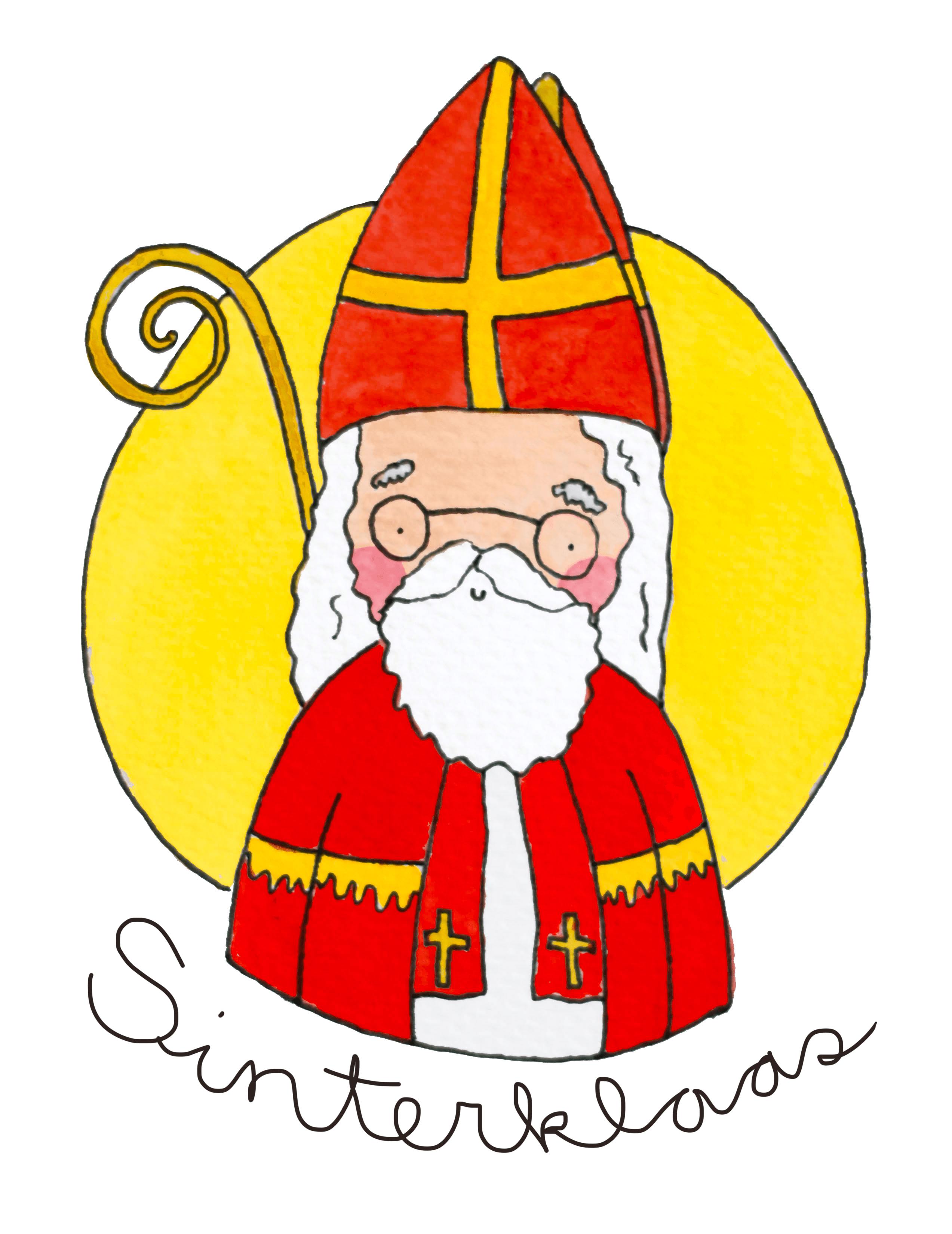 Sint illustratie 1