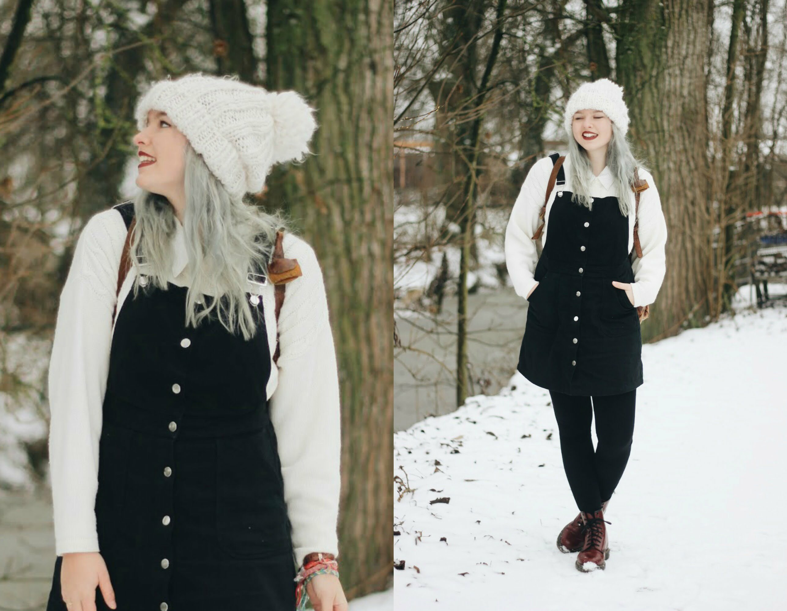 Outfit sneeuw Muchable