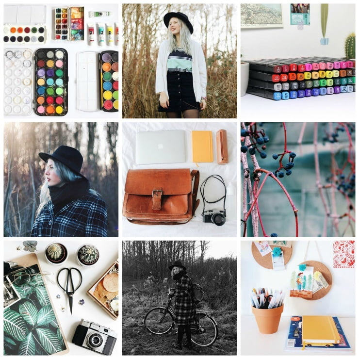 Photodiary sneeuw, outfits & creativiteit!