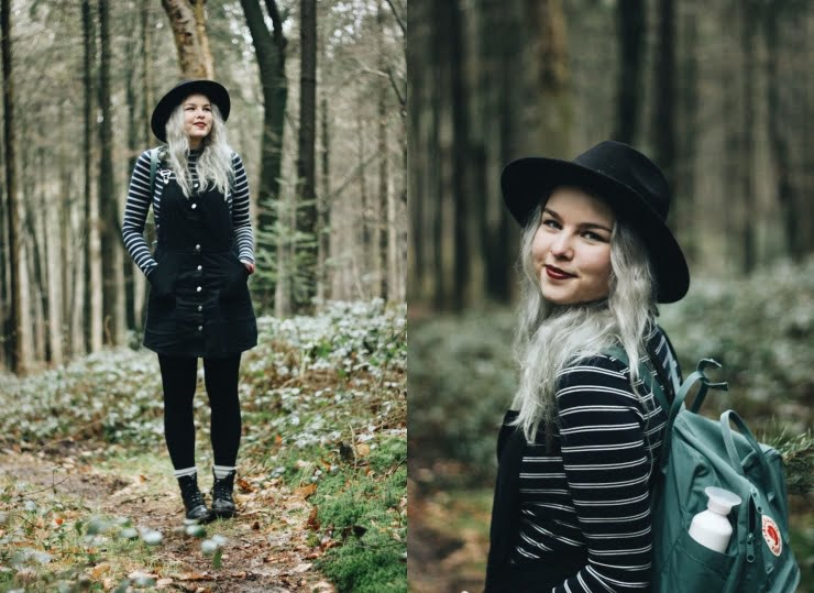 Outfit / Hiking in the woods