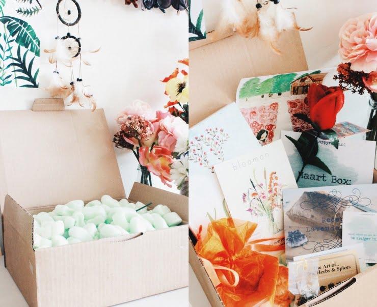 Unboxing Happyreads box maand Maart!
