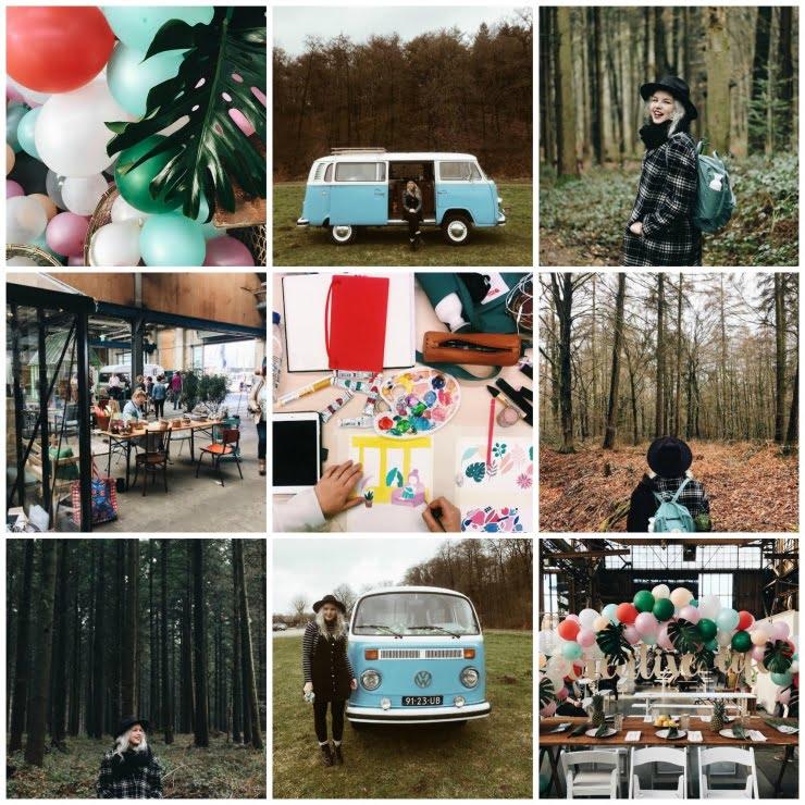 Photodiary Creative Life, Snor Fabriek, schaatsen & Amsterdam!