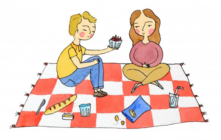 Wat te doen op je date tijdens pasen?