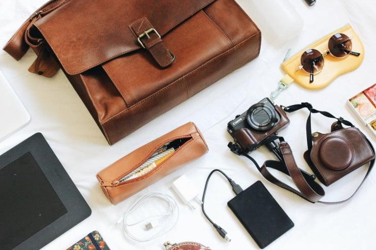 Mijn nieuwste aanwinst: een Burkely tas!