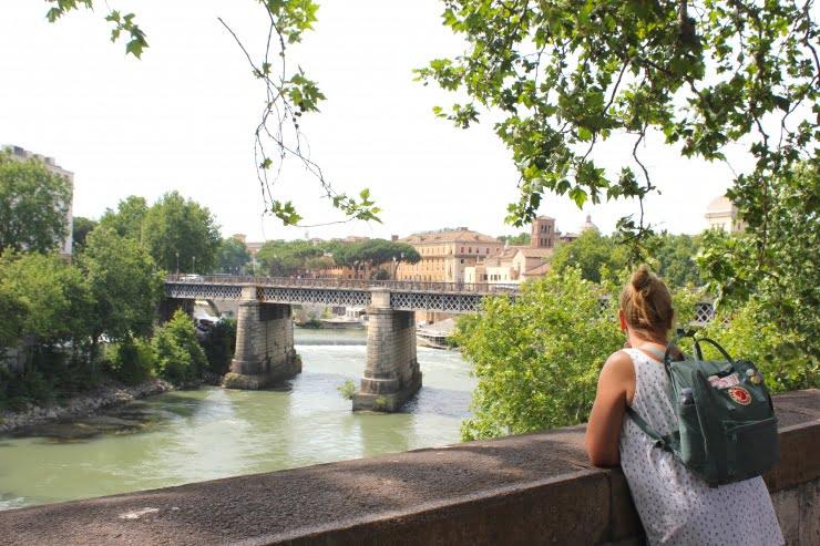 Onze citytrip naar Rome!