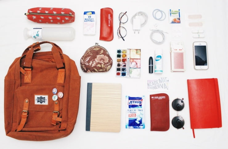 Wat ik elke dag meeneem in mijn tas!