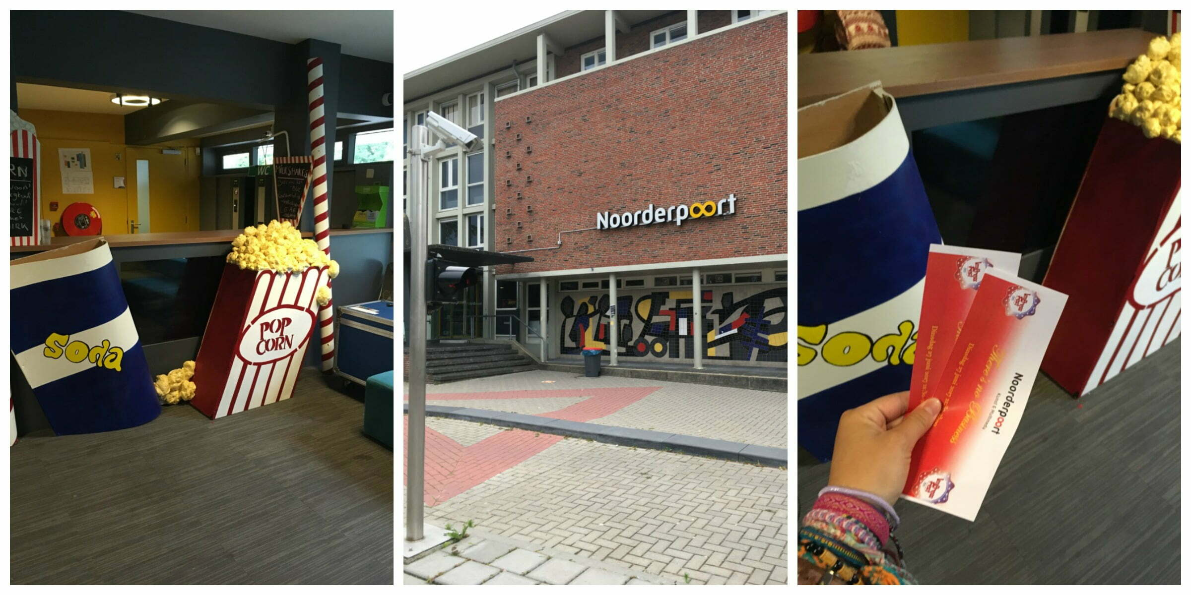 School voor de kunsten Groningen