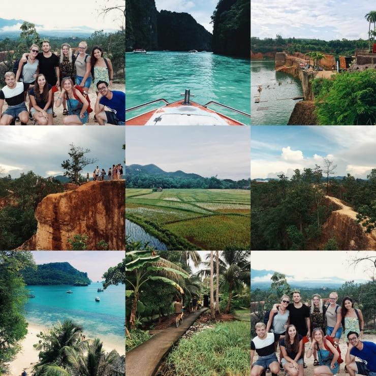 Photodiary Thailand, Animatiewerk & camping Minerva!