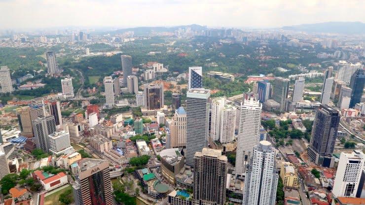 Maleisië citytrip Kuala Lumpur