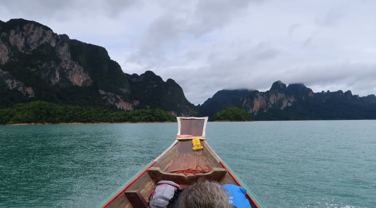 Thailand Koh Tao & jungletour in Khao Sok!