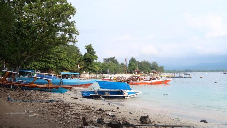 Snorkelen & fietsen op Gili Air / Indonesië