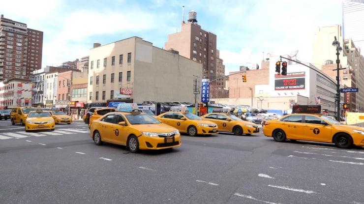 New York, Times Square, Brooklyn Bridge & Liberty Statue!